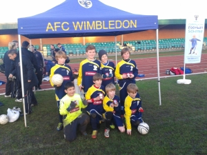 Kids Cup Winners - Cleves Primary
